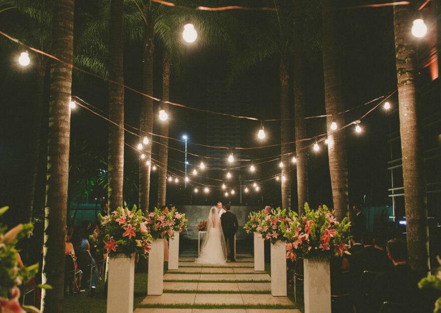 Grand Hyatt São Paulo: perfeito para casais que desejam realizar uma celebração charmosa e intimista com muito conforto e praticidade