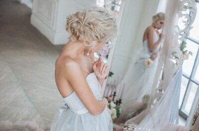 Свадебные прически с собранными волосами: 5 аргументов за!