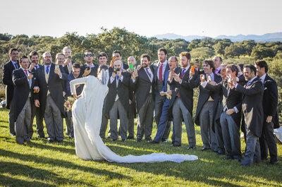 Cuatro consejos para que tus invitados se desconecten del celular durante el matrimonio