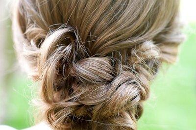 Brautfrisuren 2013 – Die 4 schönsten Frisuren-Trends!
