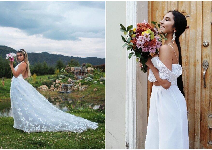 Etait Une Fois - Violeta, un vestido de novia único para cada historia de amor