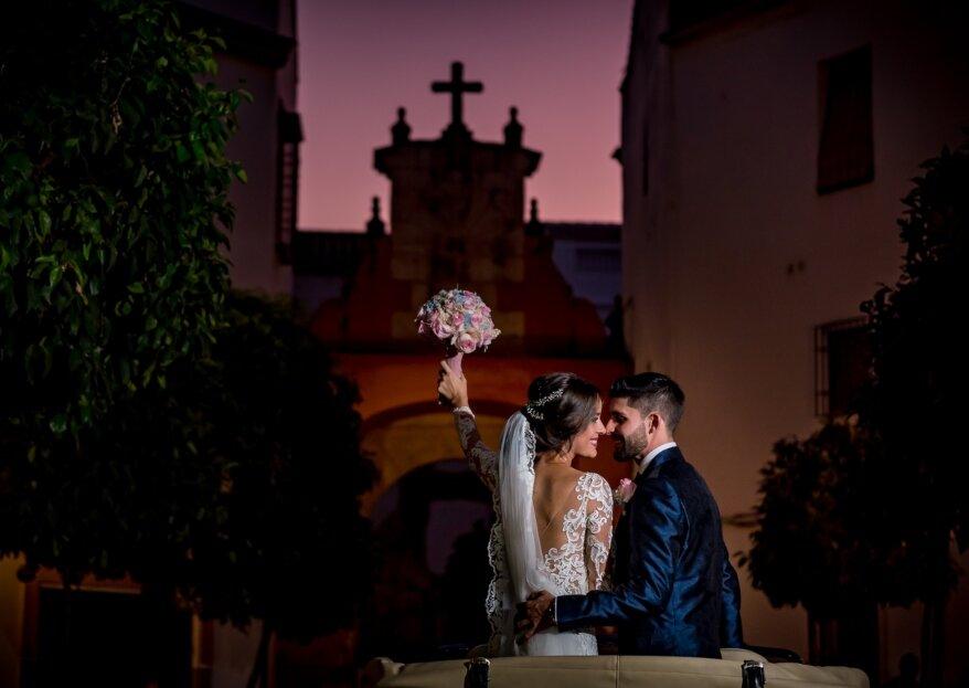 Sin duda, el día más feliz de nuestra vida: la boda de Yolanda y Fernando