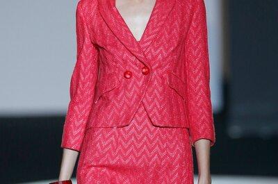 Roberto Verino Primavera/Verão 2015: silhuetas com corte glamoroso e clássico
