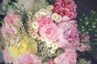 Décoration florale pour un mariage éco-responsable : les conseils de Label' Emotion Paris, agence organisatrice de mariages.