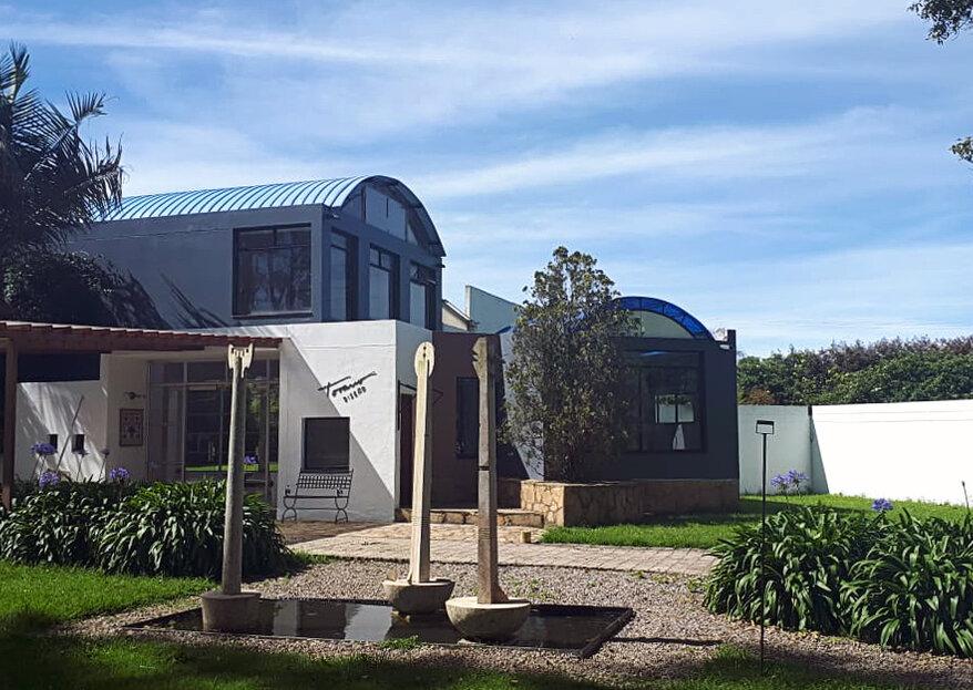 ¿Una boda campestre y moderna? En Hacienda Casa Torano es posible