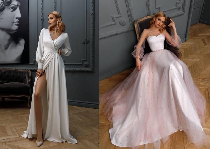 Российские дизайнеры на St.Petersburg Bridal fashion week 2019:  Часть I