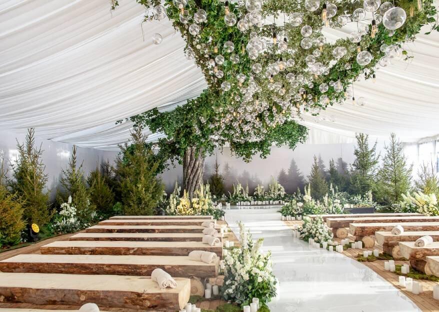 Оформление свадьбы в русском стиле: советы от Юлии Шакировой
