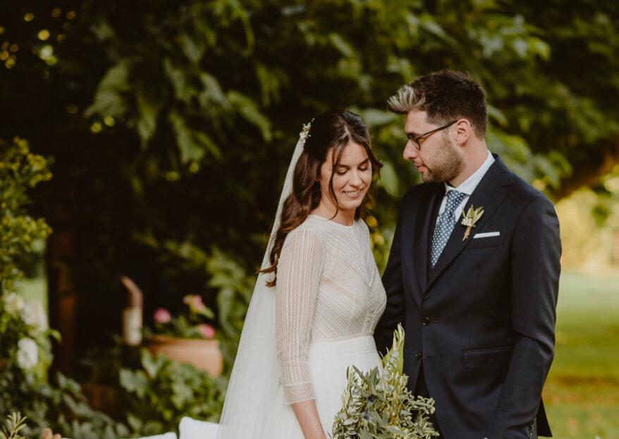 En la mejor compañía: la boda de Carmina y Josh