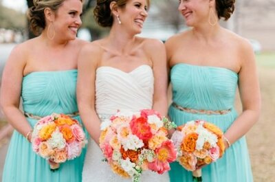 Die Top Accessoires für Braut und weibliche Hochzeitsgäste 2015