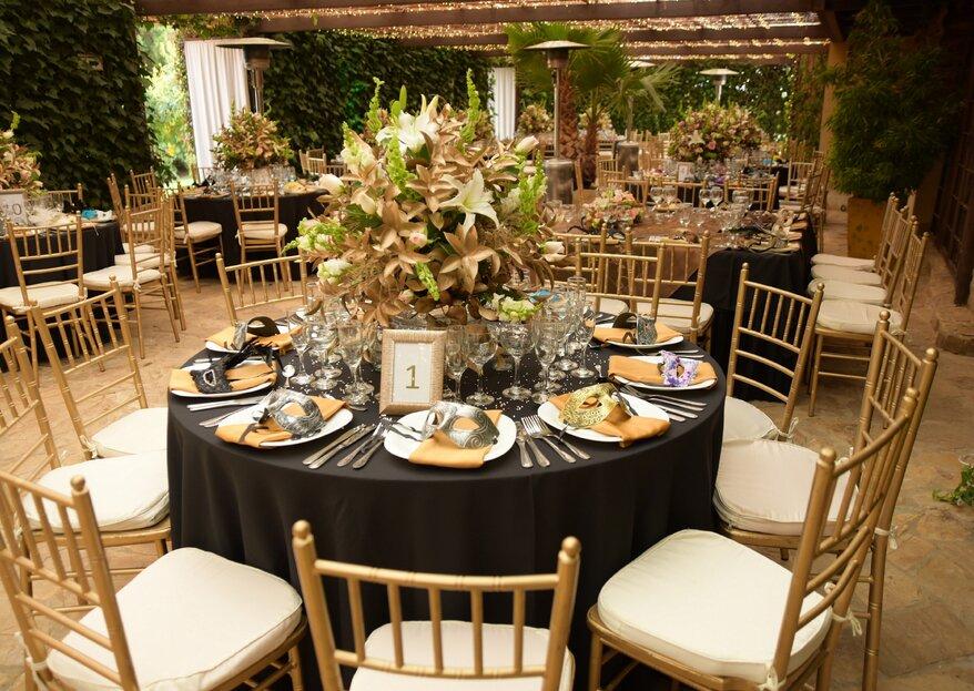 ¿Cómo elegir la mantelería para tu boda? 5 aspectos clave para hacerlo