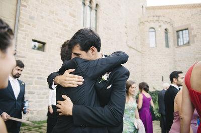 6 roles que solo tus hermanos podrán desempeñar en tu boda