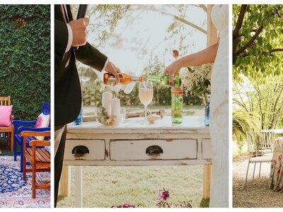 Celebra tu matrimonio en casa. ¡Las claves para disfrutar de la intimidad de tu hogar!