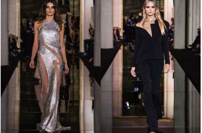 Cos'hanno in comune i big 4 della Parigi Fashion Week?