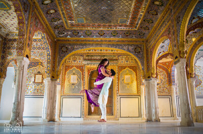 Stunning Real Wedding of Dipika and Rudro: The one that was in a Palace