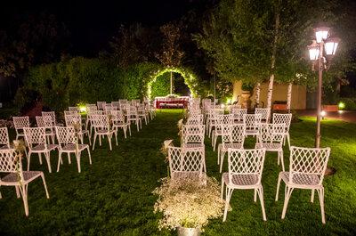 Club de Tiro: un lugar idílico en Madrid para la celebración de tu boda