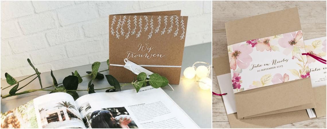 'Happy moments' met trouwkaarten van Tadaaz!