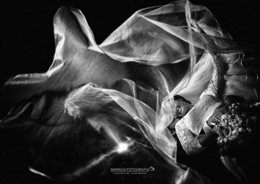 Maraca Fotografia: l'arte della fotografia negli scatti delle vostre nozze