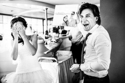 Развлечения на свадьбу: несколько интересных вариантов