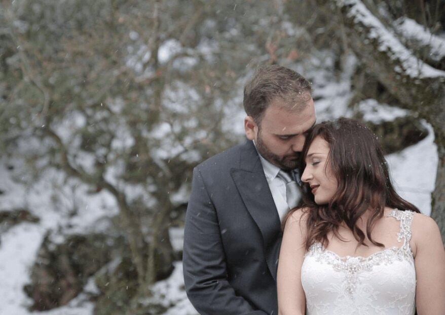 Tomás Aguilar: la emoción de convertir tu boda en una pieza de película