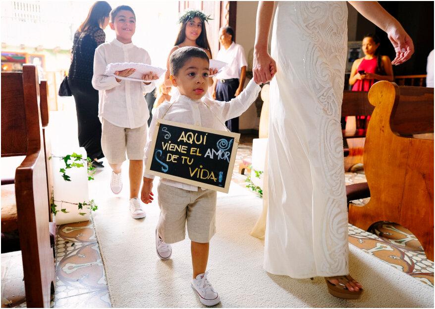20 frases para anunciar la llegada de la novia. ¡Sonrisas y emociones a flor de piel!