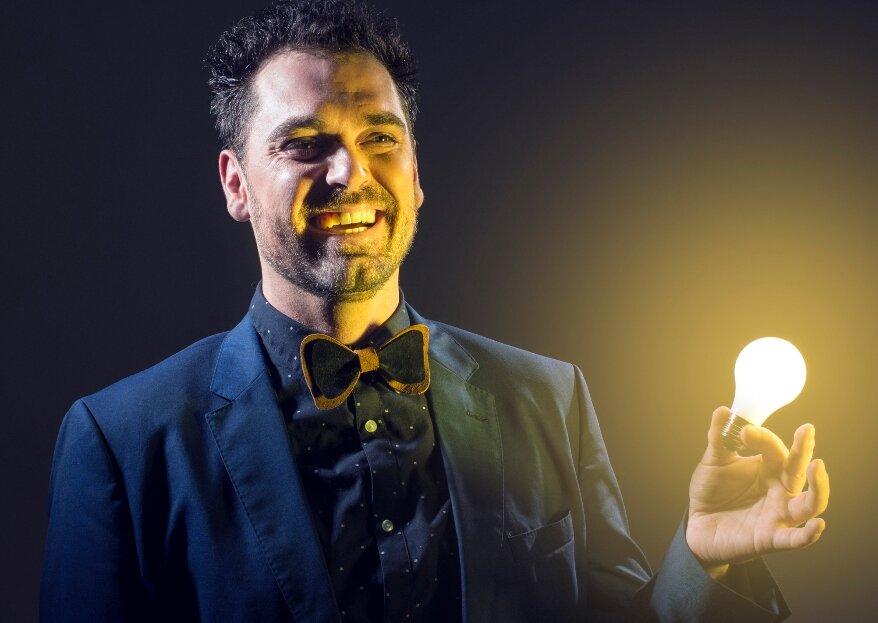 Harry Covert : offrez une soirée magique à vos invités grâce à ce magicien et mentaliste professionnel