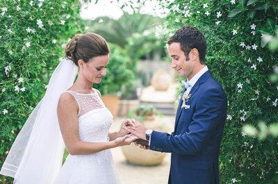Como organizar o casamento: 8 coisas que você deve prevenir para não ter que remediar!