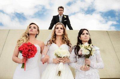 Elas estão loucas pra casar. E você?