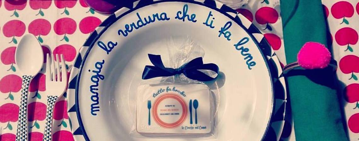 Le idee più belle per decorare il tavolo dei bambini al tuo matrimonio
