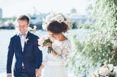 Нарушаем «нерушимые» свадебные традиции!