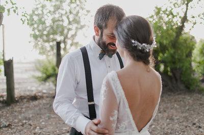 Una boda de cuento en la campiña jerezana: el gran día de Irene y Gonzalo