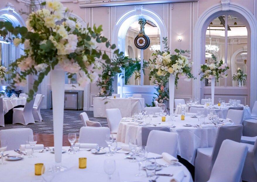 Unique, moderne et majestueux : l'hôtel Hilton Paris Opera, un écrin tout trouvé pour votre mariage