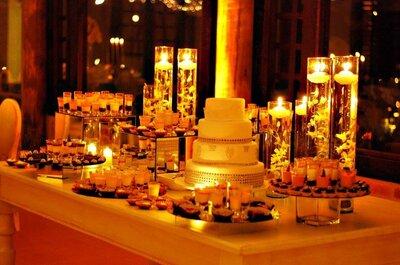 ¡3 tendencias deliciosas en pastelería de bodas para 2016!