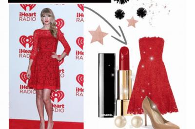 3 outfits de fiesta inspirados en celebridades de moda