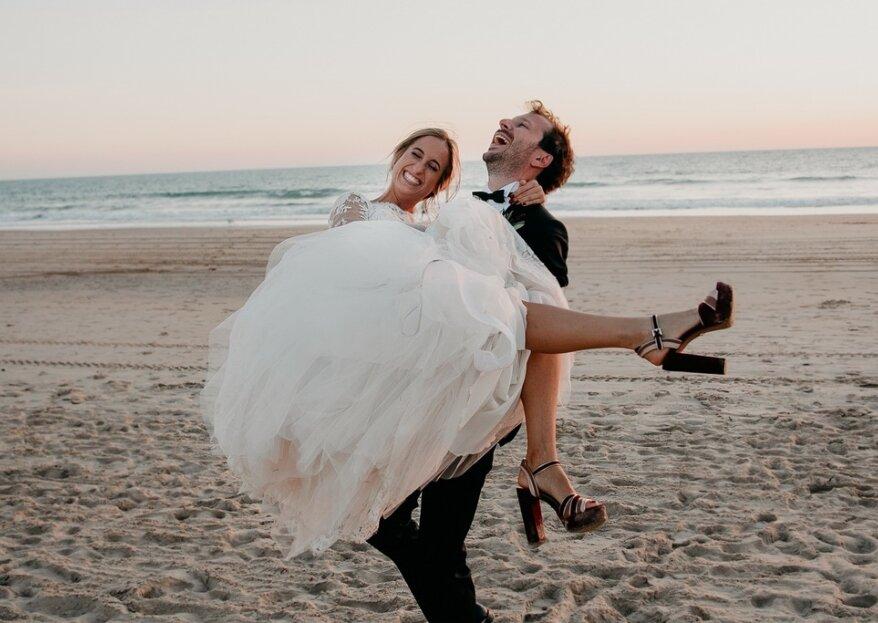 Issa leal: puro arte al servicio de las fotografías de boda más exigentes