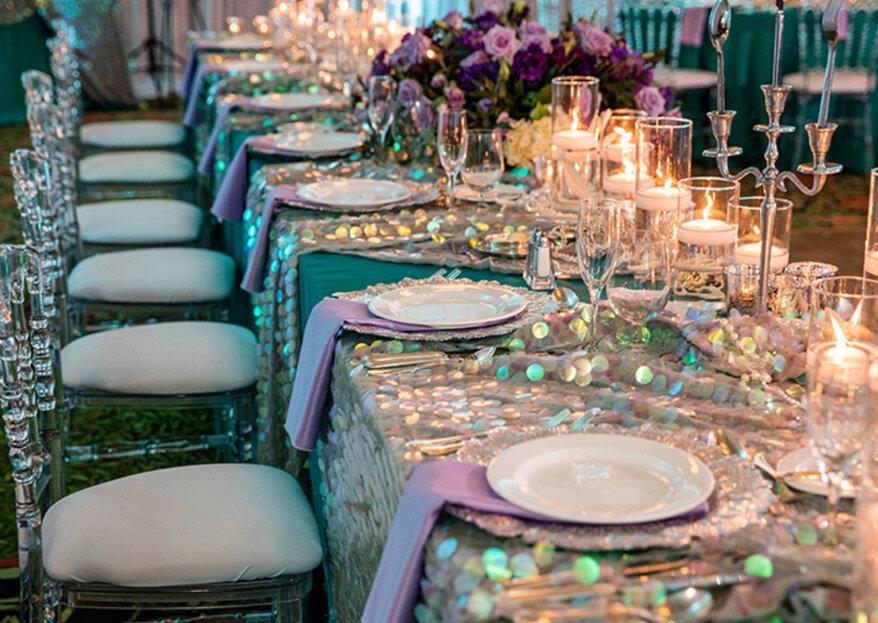 Bodas temáticas de Disney: el paso a paso para una boda de cuento