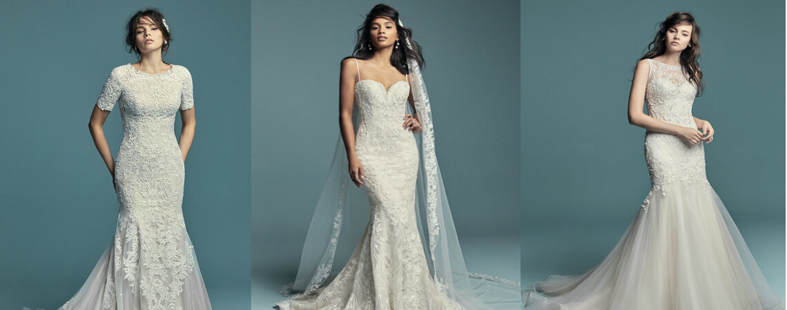 Maggie Sottero : sa somptueuse Collection 2018 nommée 'Lucienne'
