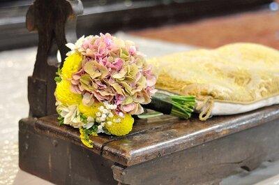 Scegli il tuo bouquet da sposa in base al linguaggio dei fiori