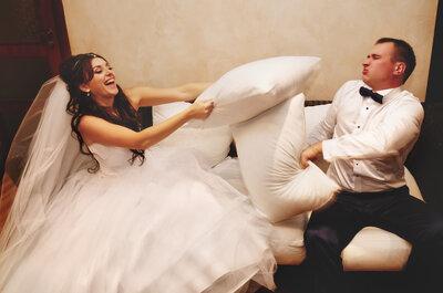 Streitpotenzial am Hochzeitstag: So vermeiden Sie Streit während der Hochzeitsfeier