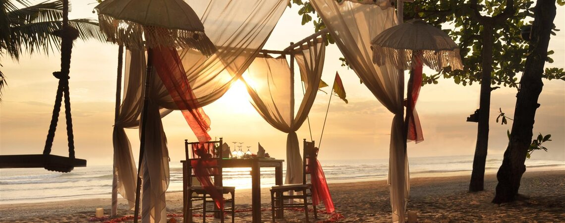 Anantara Seminyak Bali Resort: The Perfect Wedding Destination