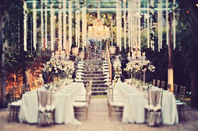 ¿Cómo empiezo a planear mi boda? Todos los tips que necesitas para triunfar