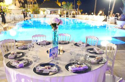 Los 4 mejores beach club de Marbella para bodas