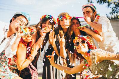 ¿Home shower? ¡Juegos para disfrutar con tus invitados antes del matrimonio!