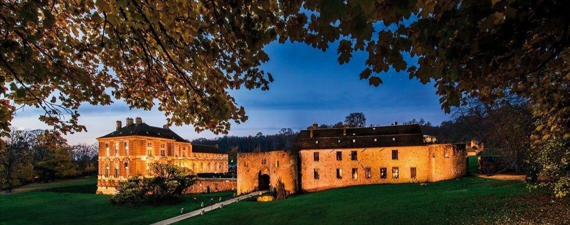Le Château de Vallery : magie et histoire à une heure de Paris