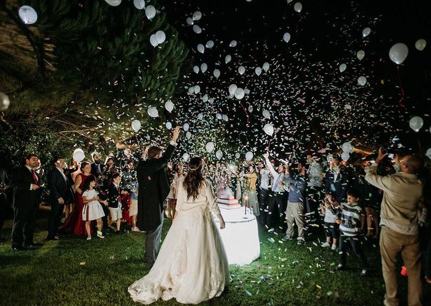 Quinta Pinhal dos Frades: casamento consumado, sonho realizado