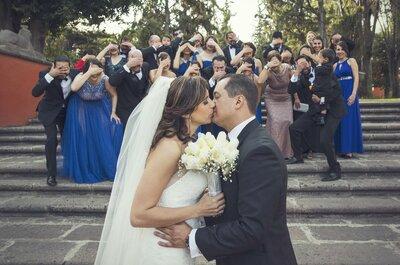 Ten una boda perfecta sin sufrir preocupaciones, ¡entérate cómo!