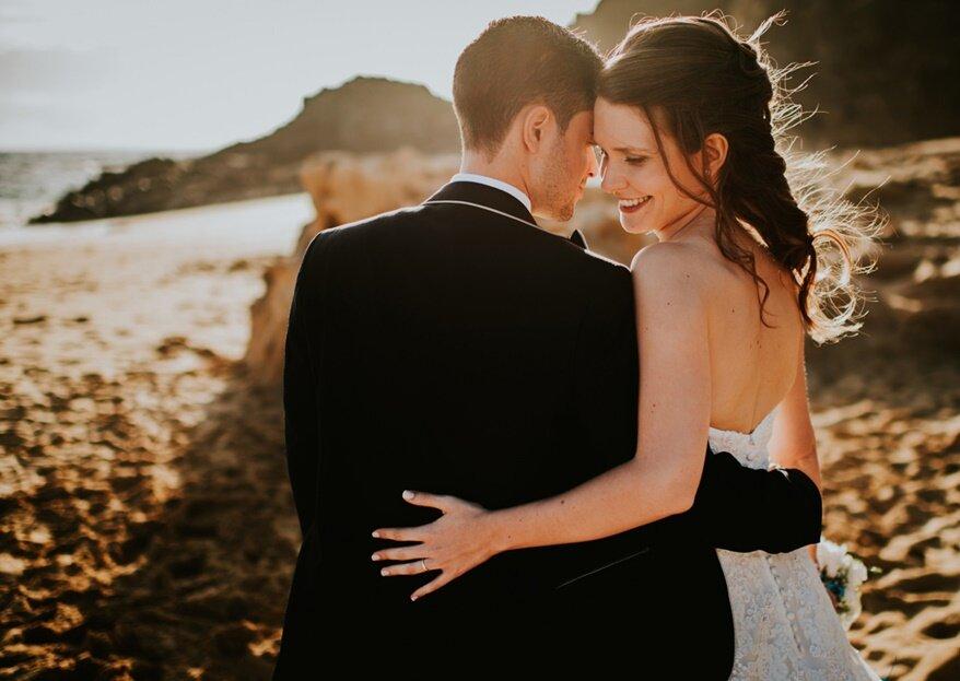 A sua noiva é mais alta do que você? Ganhe centímetros com estilo e personalidade!
