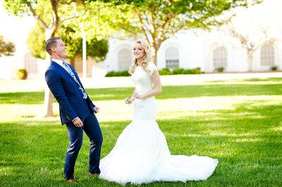 4 Must-Have Wedding Photos
