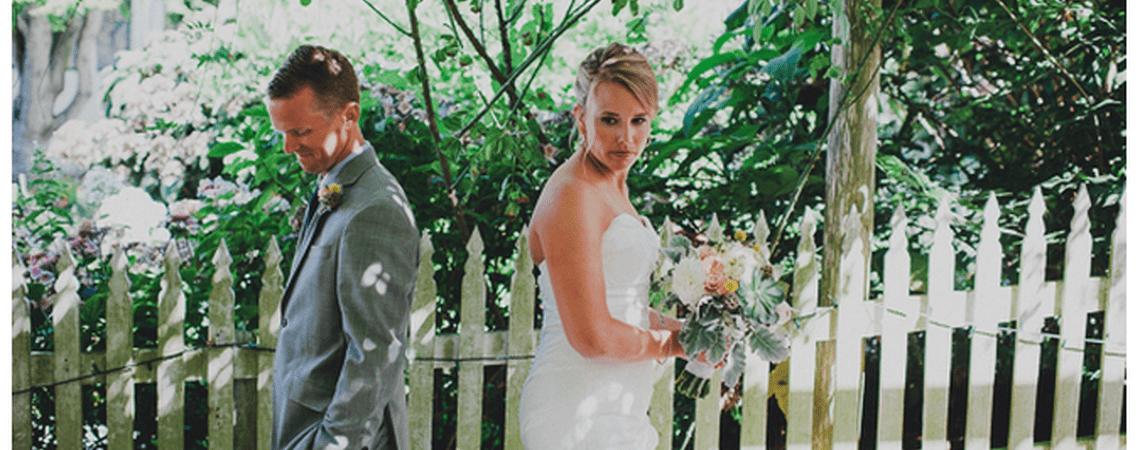 Un Real Wedding Di Ispirazione Nautica
