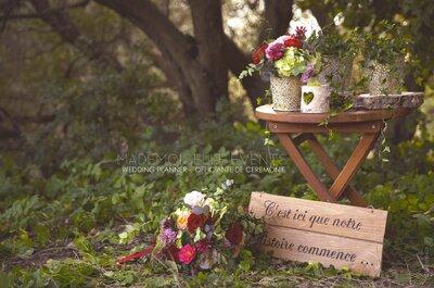 Ecriteaux de mariage : pour une décoration tendance et originale !