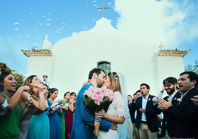 O vídeo do casamento: o que você deve saber para valorizar a felicidade de seu grande dia!